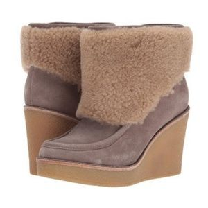 ISO DON'T BUY! UGG Coldin Wedge Winter Bootie 8.5